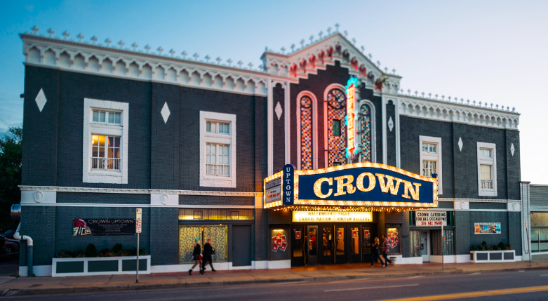The Crown Uptown Theatre Dinner